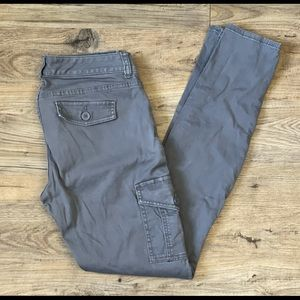 Express tapered cargo Jeans